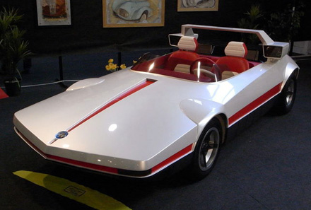 1960s Supercars - Autobianchi Runabout 1969