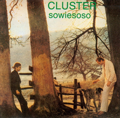 CLUSTER Sowiesoso music reviews and MP3