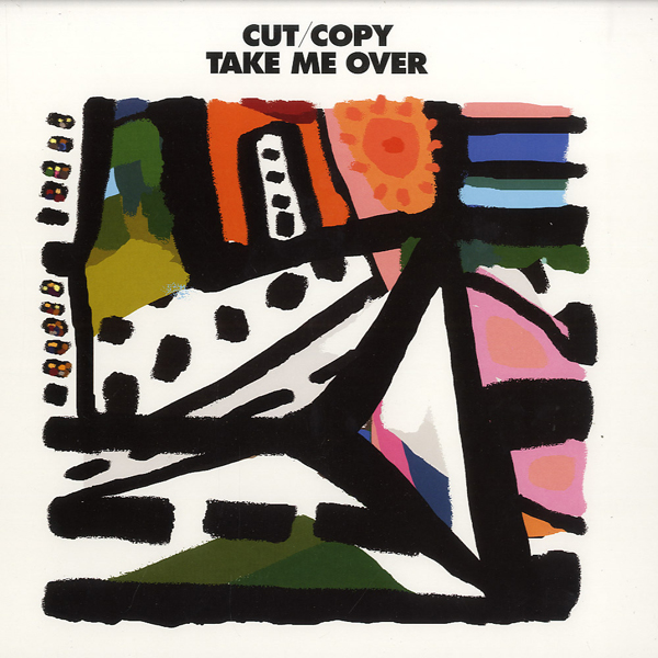 Images for Cut Copy - Take Me Over