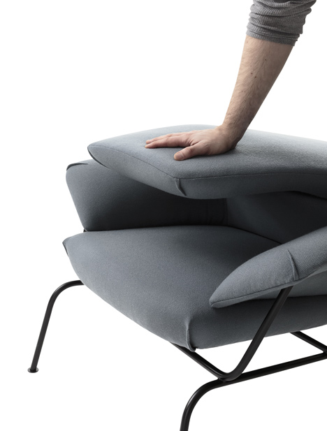 Hai chair by Luca Nichetto for One Nordic