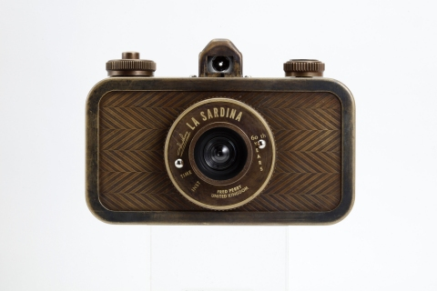 Fred Perry 60th Anniversary La Sardina - Lomography Shop