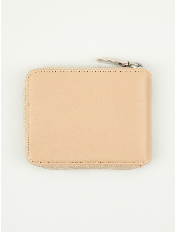 Maison Martin Margiela 11 Natural Zip Wallet | oki-ni