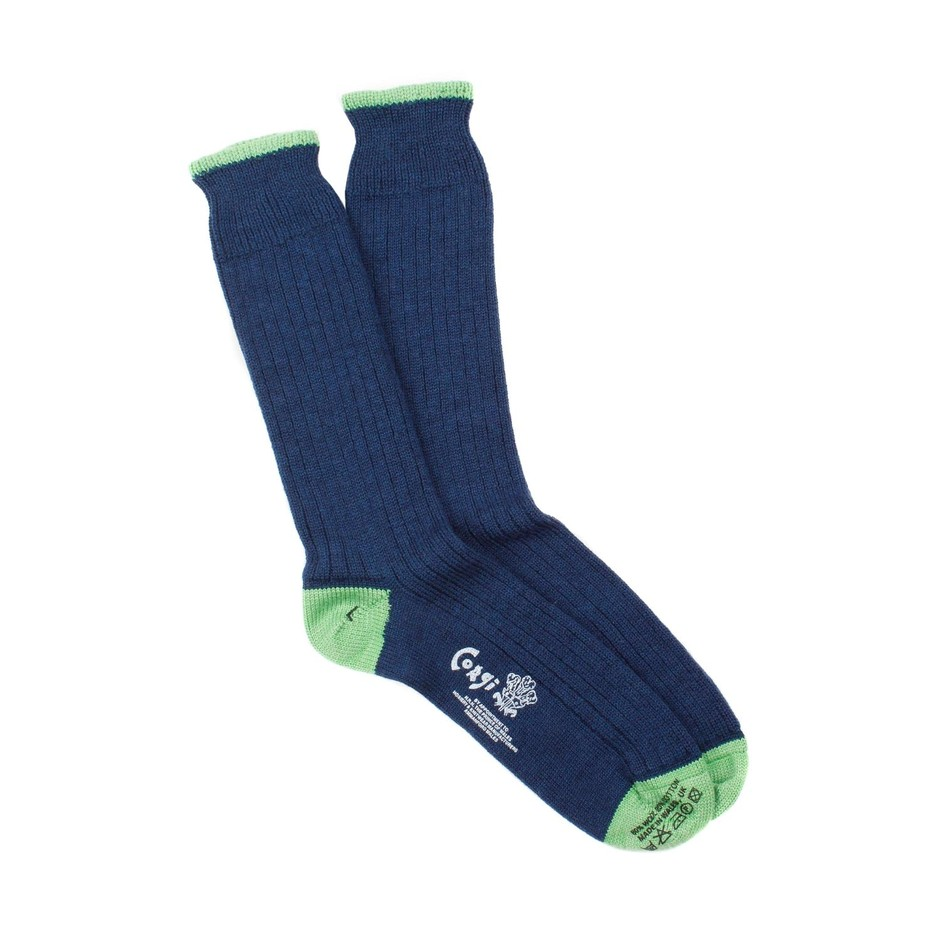 Men's Wool And Cotton Socks