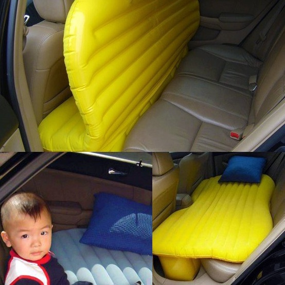 Inflatable Car Bed - Buy Inflatable Air Bed,Inflatable Bed,Air Mattress Product on Alibaba.com