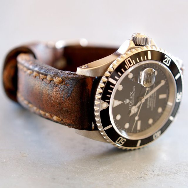 Fancy - Arrillo Gunny Watch Strap
