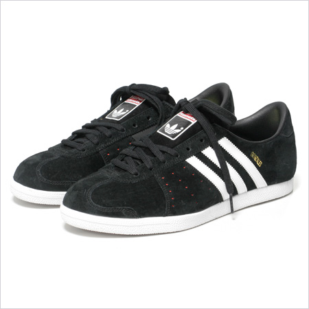 Rakuten: [free shipping] adidas skateboarding (Adidas skateboarding) - IMMOTILE GONZ -Black x White x Red- campus black black mark ゴンザレスガッツレー gazelle skate クルキッド anti hero real spit fire krooked- Shopping Japanese products from Japan
