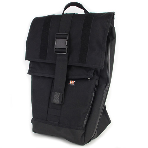 BLUE LUG / *MISSION WORKSHOP* the vandal (black/L)