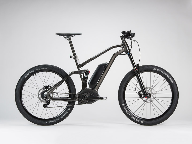 M.A.S.S. electric bikes by philippe starck + moustache at eurobike 2014