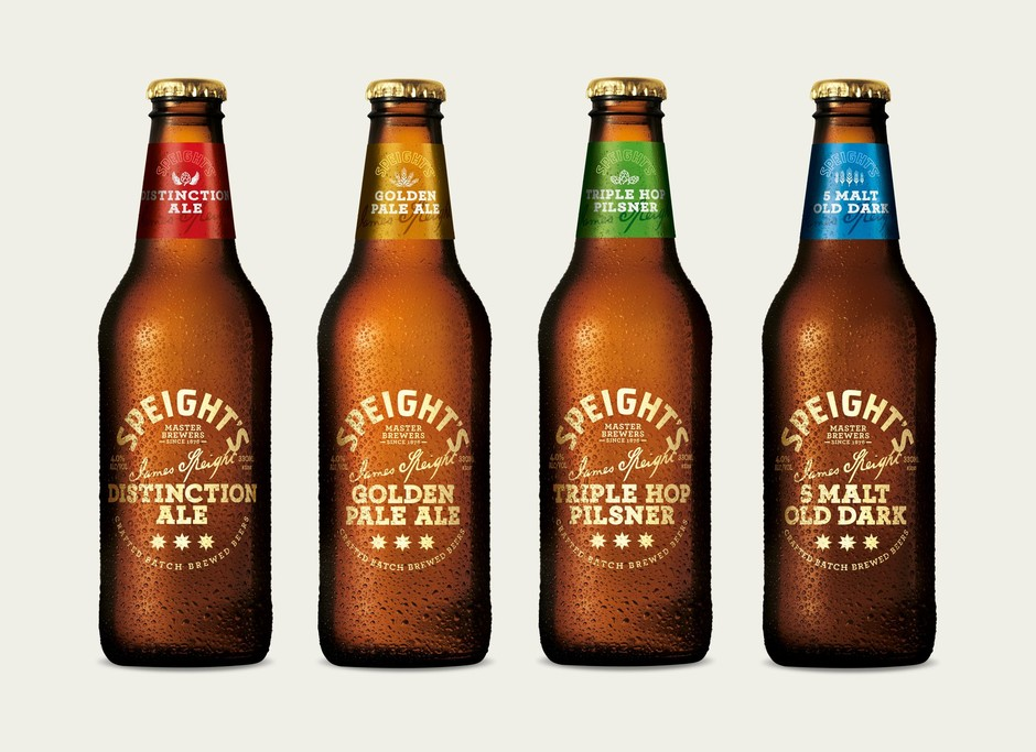 Cheers for the beers. | Dow Design, branding and packaging design agency