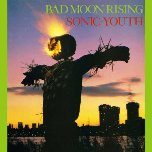 Amazon.co.jp: Bad Moon Rising [12 inch Analog]: Sonic Youth: 音楽