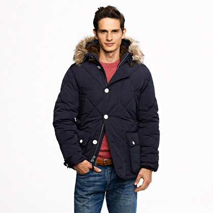 Wallace & Barnes Sawtooth parka - outerwear - Men's new arrivals - J.Crew
