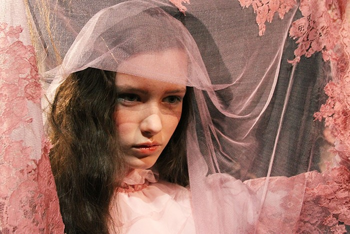 James Pecis and Rosie Vogel on the Meadham Kirchhoff Carnival - Collections Digest | AnOther