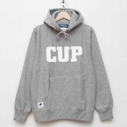 CCD Hoodie - Grey - cup and cone WEB STORE