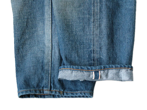 ordinary fits 5PKT CROPPED DENIM USED - maillot homspun EEL RINEN TATAMIZE ordinary fits TUKI LOLO などの通販・販売 rusk(ラスク)