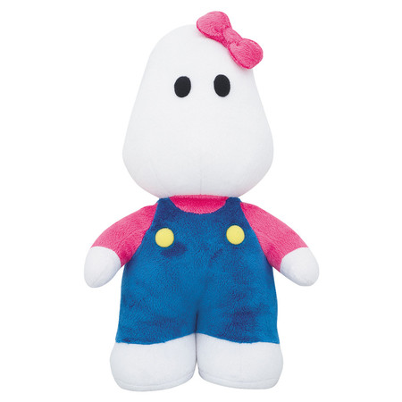 PLUSH JAMES JARVIS HELLO KITTY