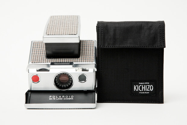 IMPOSSIBLE x Kichizo by Porter Classic Camera Bag and Film Pouch | Hypebeast