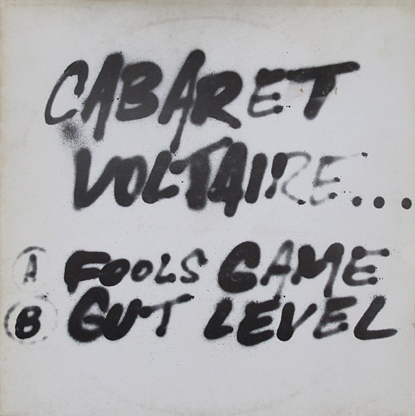 Images for Cabaret Voltaire - Fools Game / Gut Level