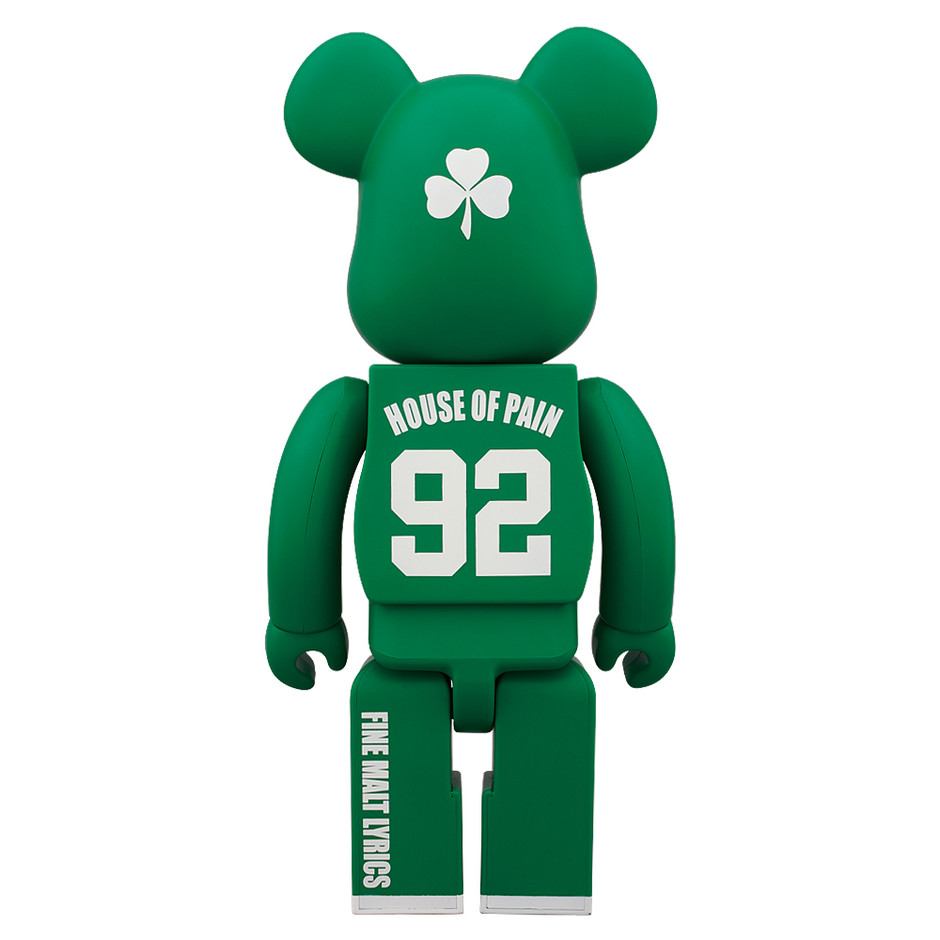 MEDICOM TOYオフィシャルHP - BE@RBRICK HOUSE OF PAIN 400%