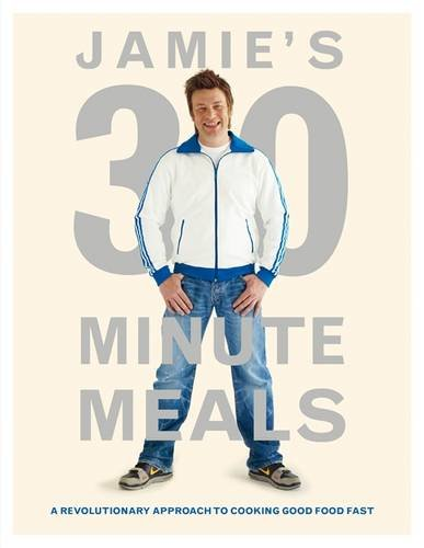 Amazon.co.jp: Jamie's 30-Minute Meals: Jamie Oliver: 洋書