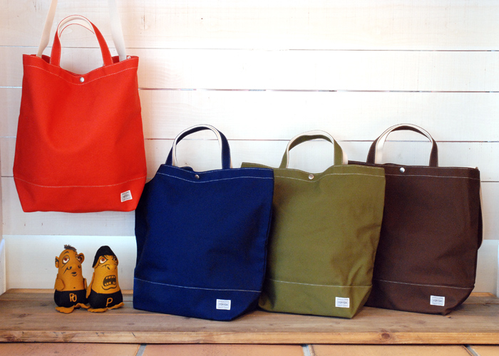 PORTER×SD CANVAS TOTE BAG Delivery!!::NEW ARRIVAL : STANDARD CALIFORNIA
