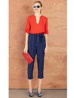 LOVE online store|WOMEN  Tid Up Trousers