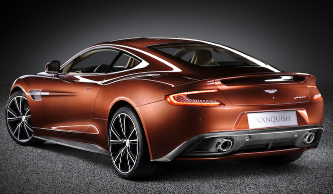 The New Aston Martin Vanquish | Highsnobiety