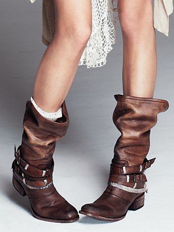 FREEBIRD by STEVEN Drazen Mid Boot at Free People Clothing Boutique