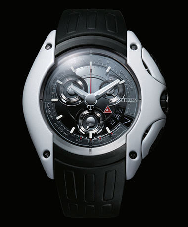 Citizen Eco-Drive DOME Specs Pictures Price - Luxury Watches