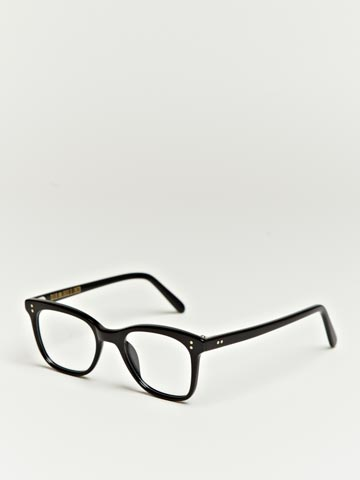 Cutler And Gross Vintage Collection Unisex Black Frame Glass | LN-CC