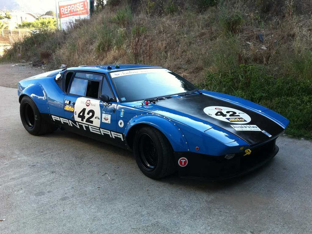 De Tomaso Pantera GR4 (1972) | Flickr - Photo Sharing!