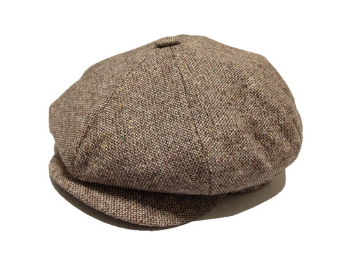 NEW YORK HAT TWEED-NEWSBOY | ACESTORE