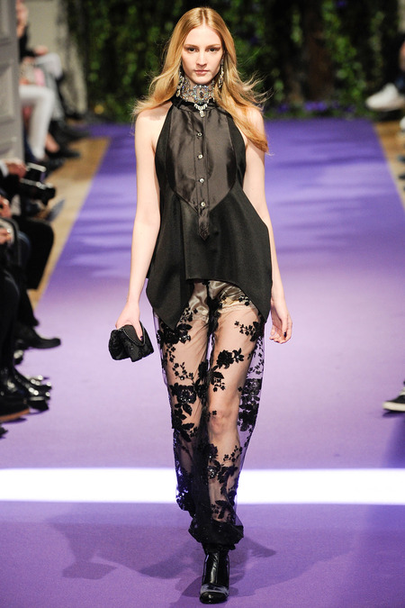 Alexis Mabille Slideshow on Style.com
