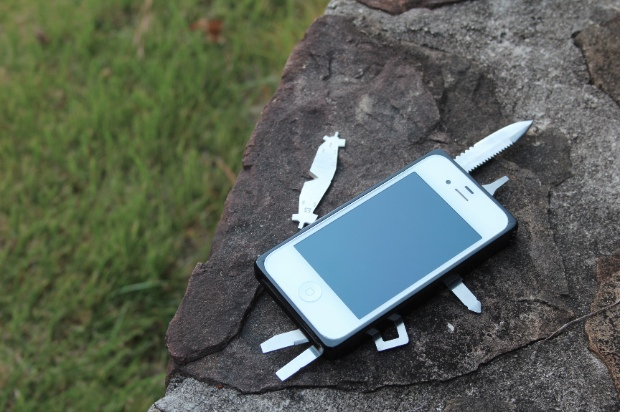 Hide your kids, here's the Swiss Army knife of iPhone cases | 9to5Mac