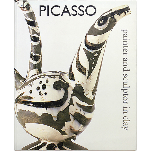 Picasso: Painter and Sculptor in Clay ピカソ:粘土の画家、彫刻家 - OTOGUSU Shop オトグス・ショップ