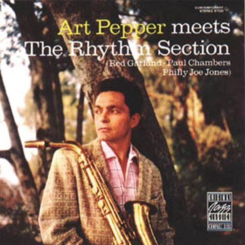 Amazon.co.jp: Art Pepper Meets The Rhythm Section: Art Pepper: 音楽