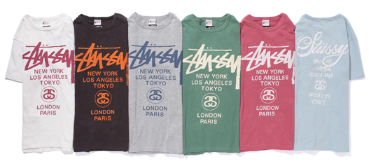 STUSSY x Champion -Rochester Series- : STUSSY JAPAN OFFICIAL SITE