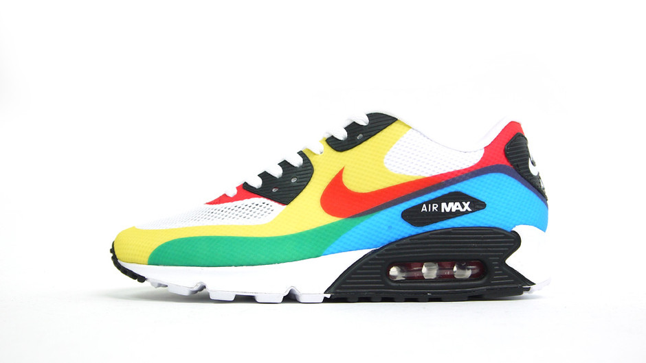 AIR MAX 90 HYP PRM QS 「WHAT THE MAX PACK」 MULTI/WHT ナイキ NIKE | ミタスニーカーズ|ナイキ・ニューバランス スニーカー 通販