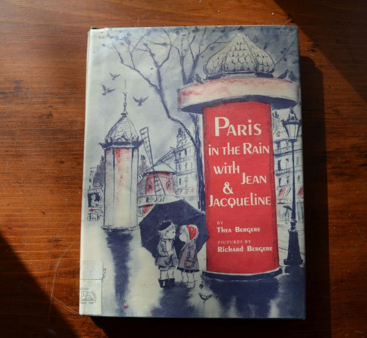 On My Bookshelf: Paris in the Rain with Jean & Jacqueline   Kaesey