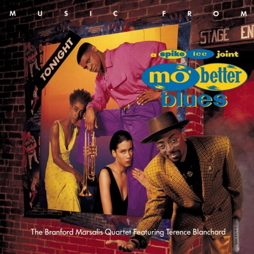Amazon.co.jp: Music From Mo' Better Blues #1990 Film#: Bill Lee