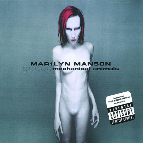 Amazon.co.jp: Mechanical Animals (Explicit Cover): Marilyn Manson: 音楽