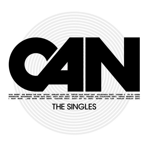 Can - The Singles (CD) at Discogs