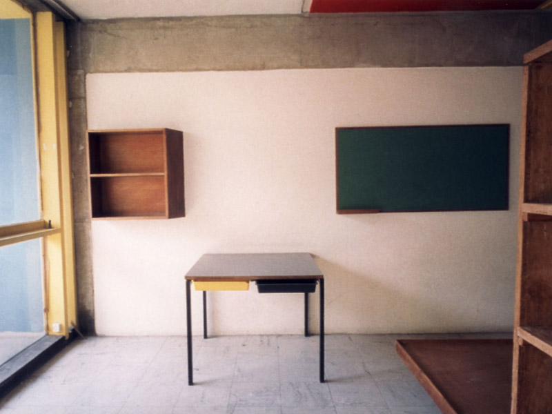 Blackboard, 1956-59 | Le Corbusier | Galerie Patrick Seguin | 20th Century Furniture & Architecture