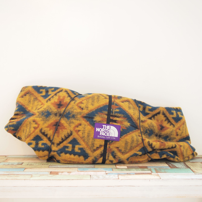 THE NORTH FACE PURPLE LABEL - Wool Fleece Wrap Bag (NN7265N-Y)