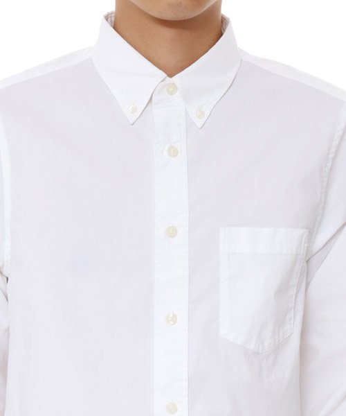 THE NORTH FACE globe walker ザ・ノース・フェイス グローブウォーカー|SoM QD Oxford ShirtSOM QD OX SHIRT