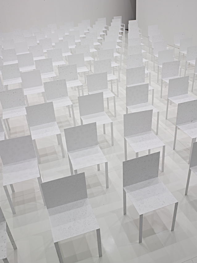Détail de l'image -Paper chairs by Junya Ishigami (Milan Design Week-05) | JAPANESE ...