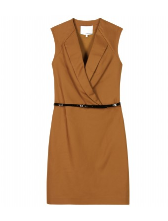 mytheresa.com - 3.1 Phillip Lim - BELTED SHEATH DRESS - Luxury Fashion for Women / Designer clothing, shoes, bags