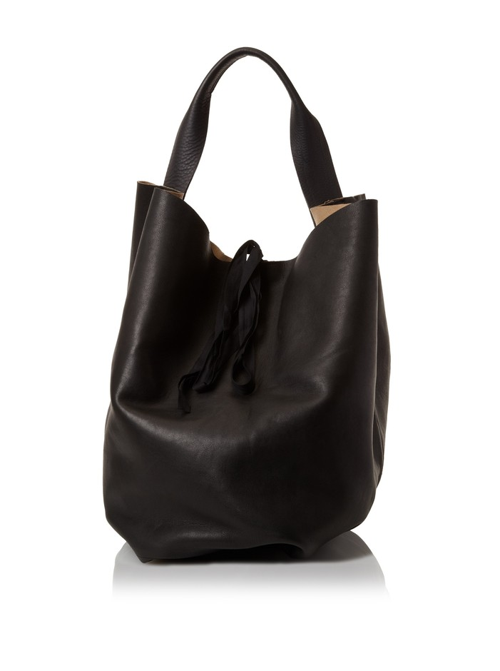 MARNI Women's Large Tote Handbag, Onyx at MYHABIT