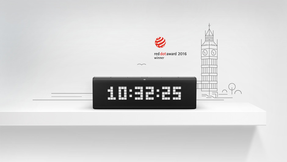 LaMetric Time - smart clock for home and office