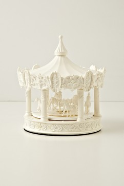 Carousel Clock - eclectic - clocks - - by Anthropologie