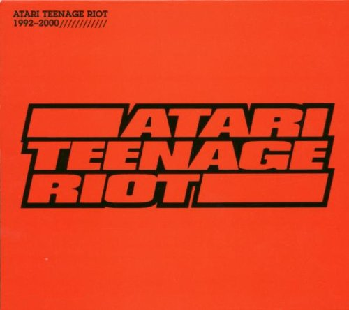 Amazon.co.jp: Atari Teenage Riot 1992-2000: Atari Teenage Riot: 音楽